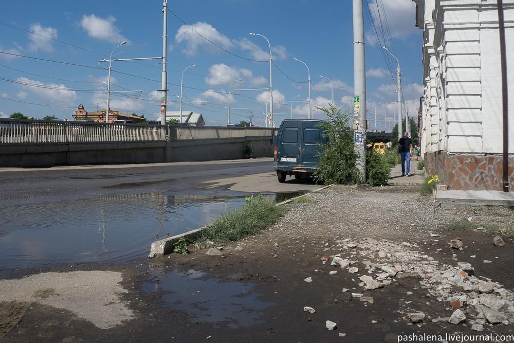 Тротуар Астрахань