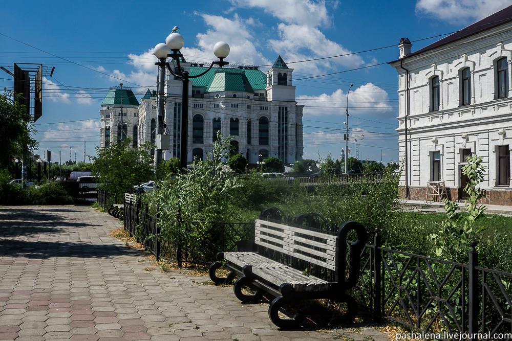 Лавочка Астрахань