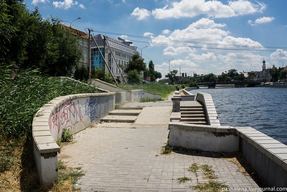 Каналы Астрахани