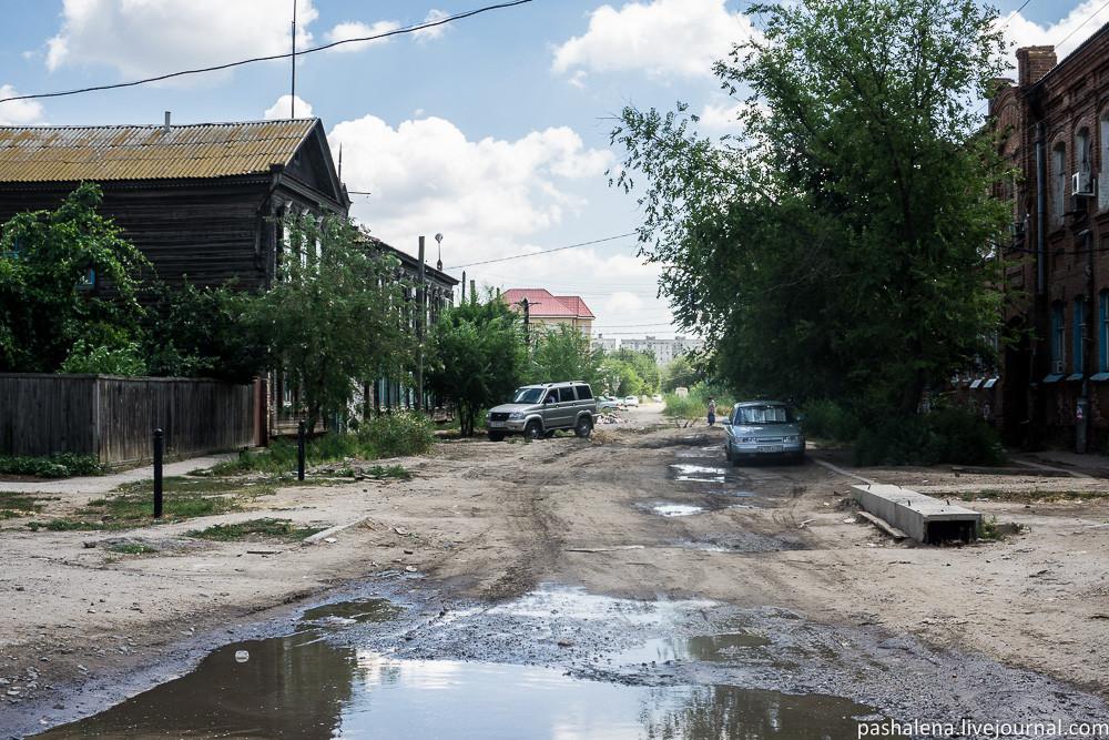 Улица Астрахань