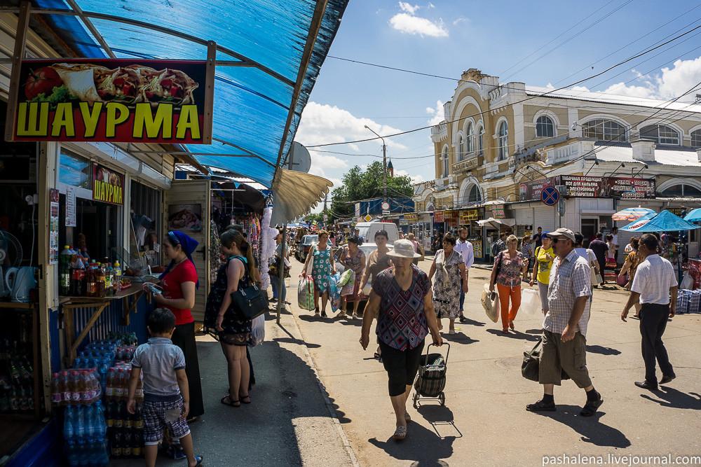 Рынок Астрахань