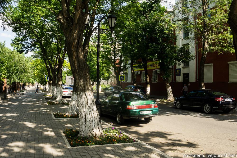 Улицы Астрахань