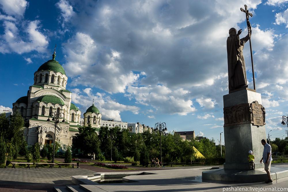 Владимирский собор Астрахань