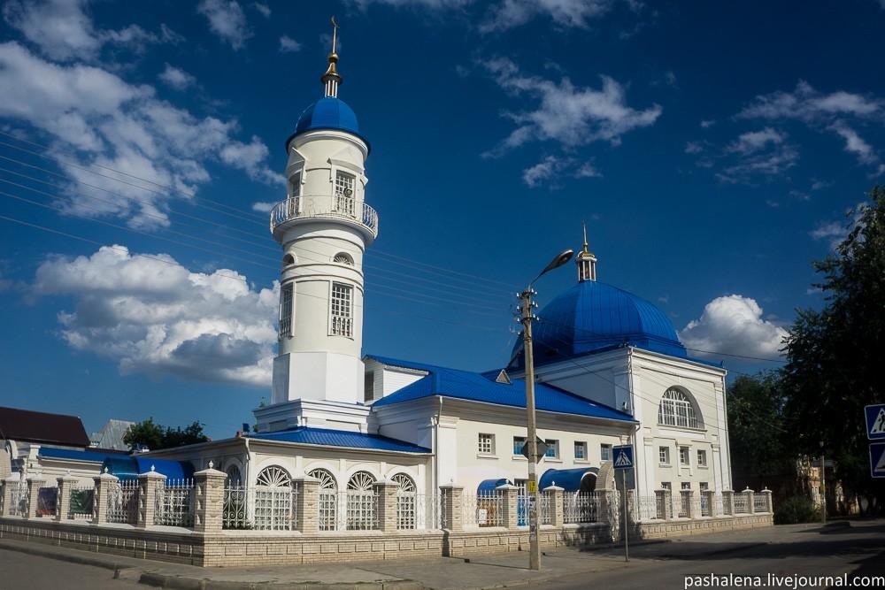 Мечеть Астрахань