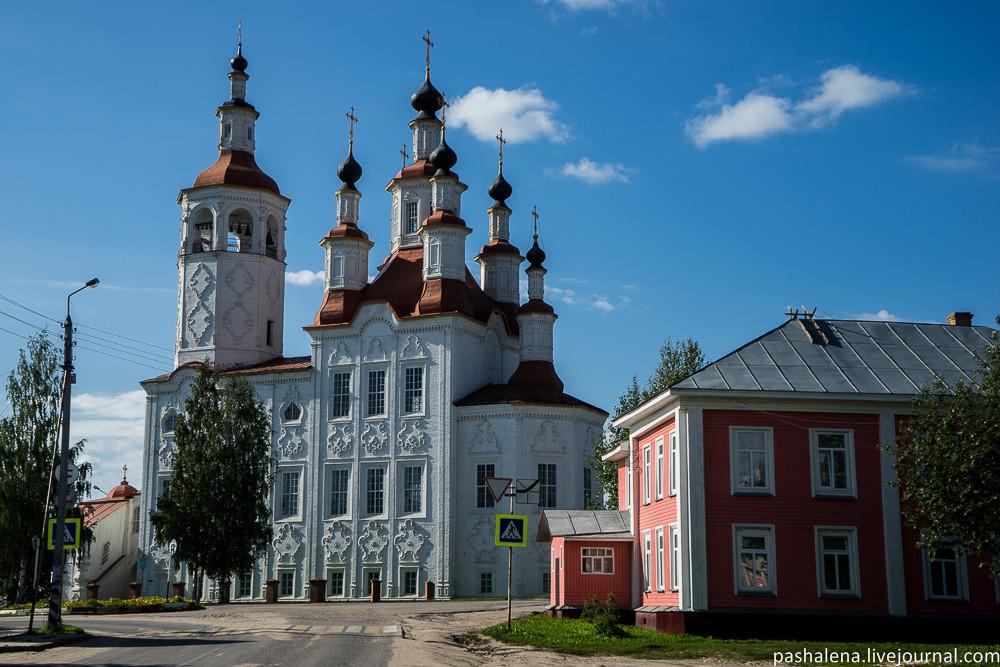 церкви Тотьмы