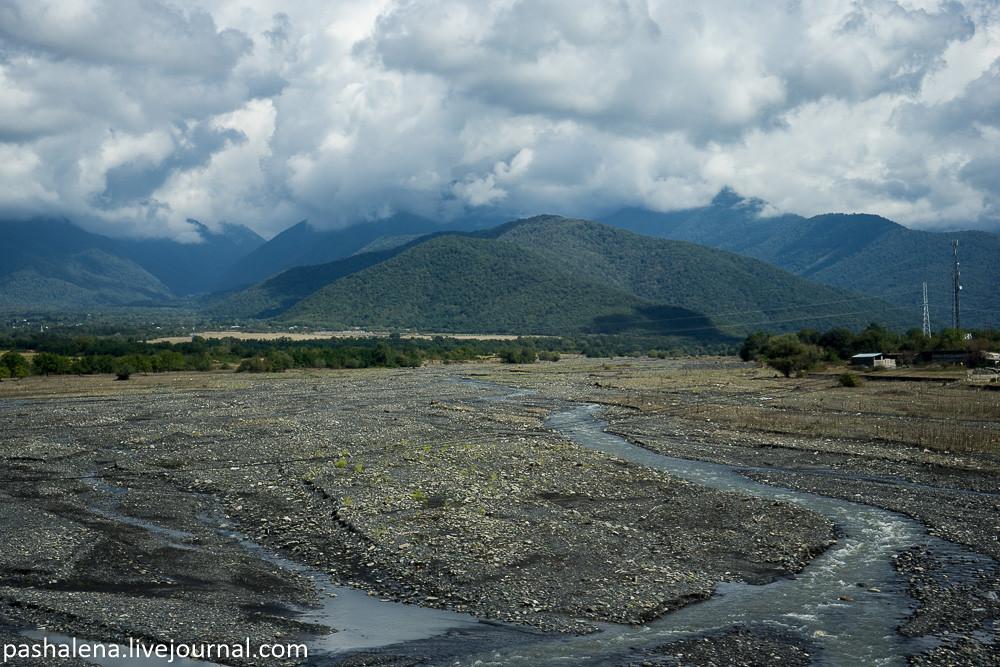 Реки Кахетии