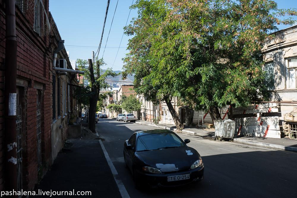 Уточка старого Тбилиси