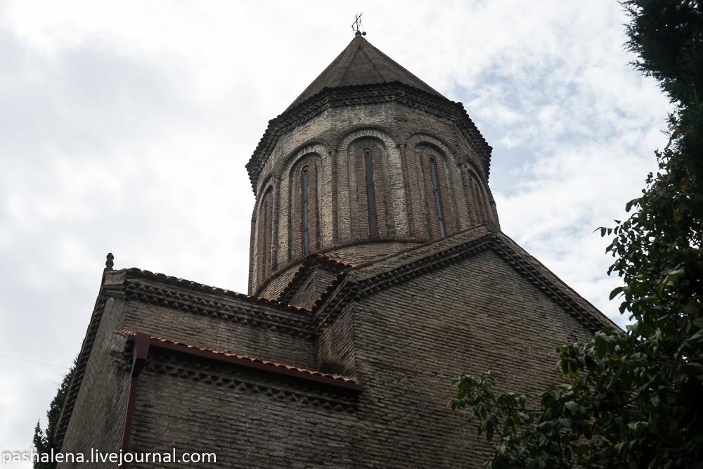 Православный храм в Тбилиси