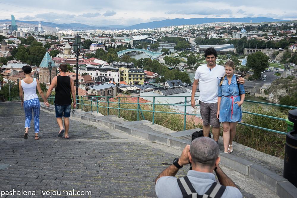 Тбилиси виды