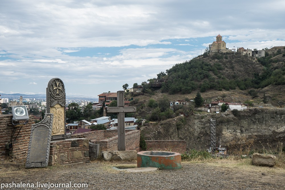 Тбилиси крепость