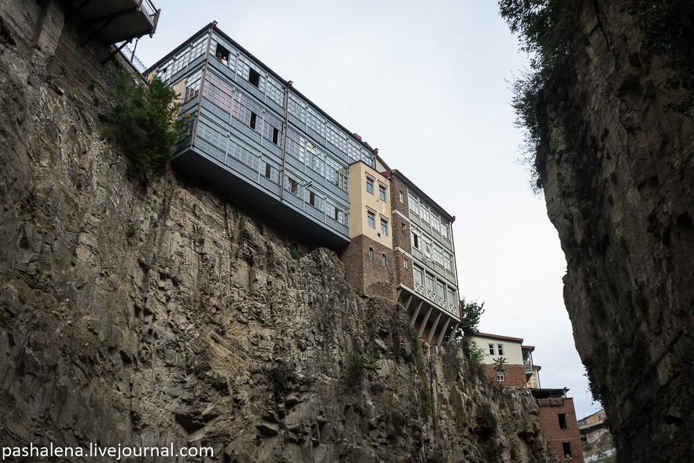Дома Тбилиси