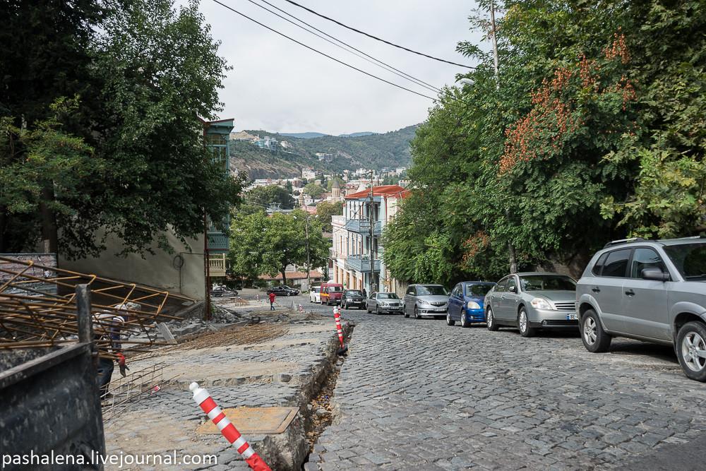 Дороги Грузия