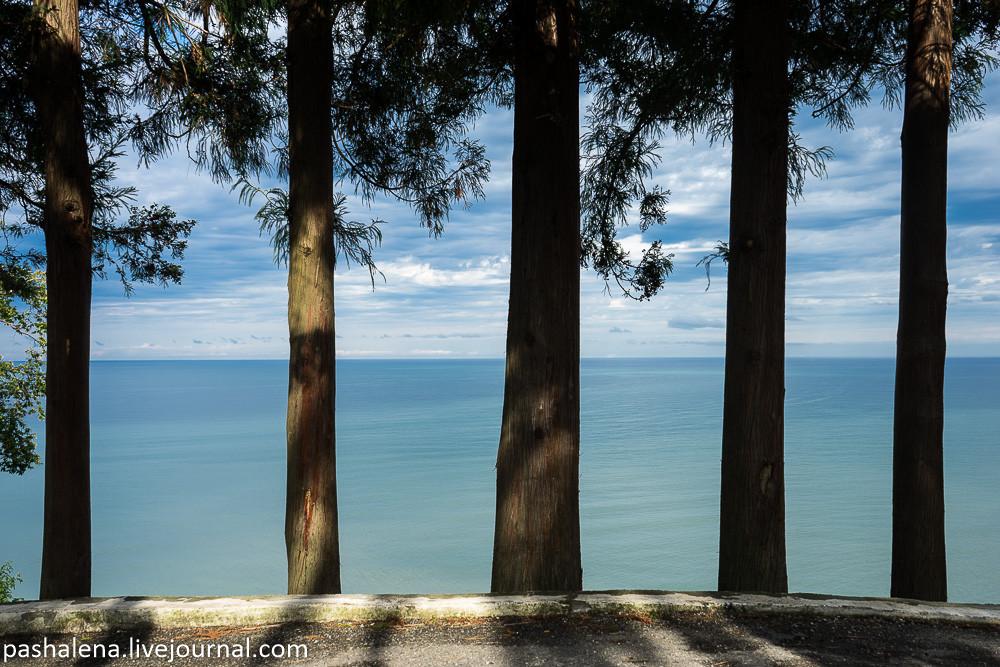 Закрома Паши и Лены: Батуми пляжный и непарадный