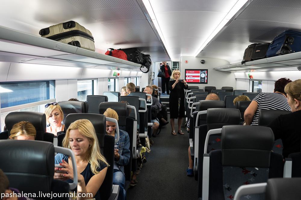 Грузинский поезд