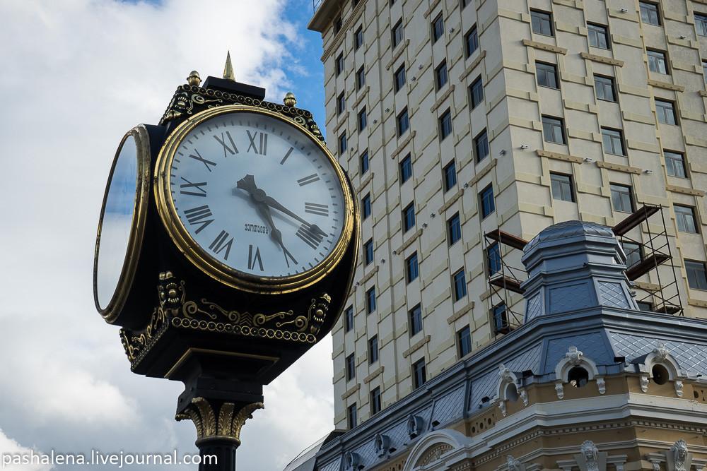 Часы Батуми