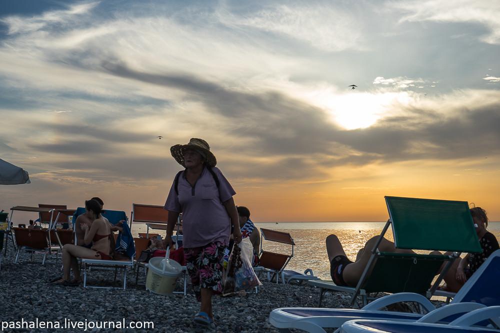 Пляжи на Чёрном море