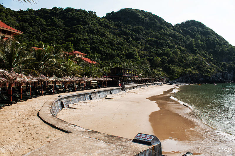 Северный Вьетнам: остров Катба - 1 часть (хостел, еда, пляжи)
