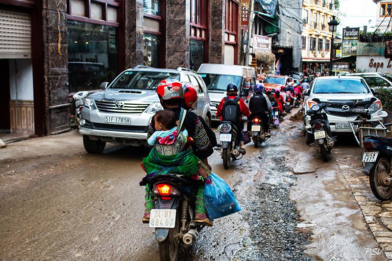Северный Вьетнам: Сапа
