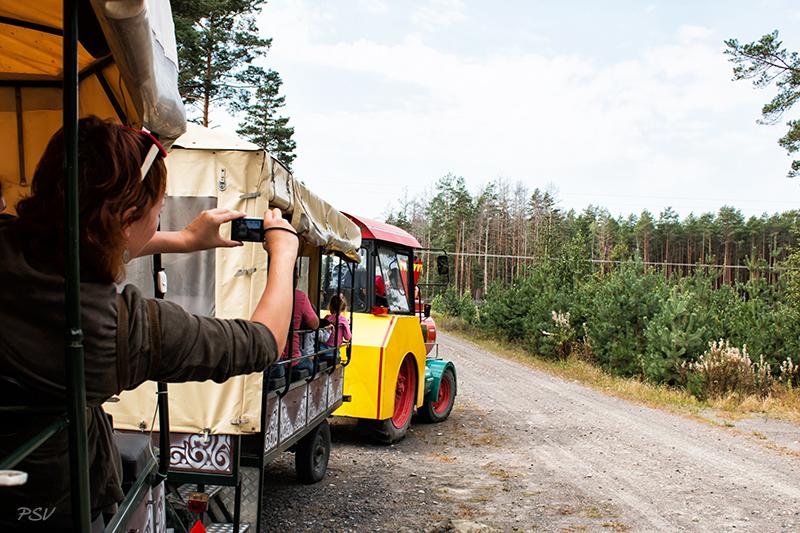 Припятское сафари-Туров-Любанские меловые карьеры-Гранитный карьер в Микашевич-Солигорские терриконы