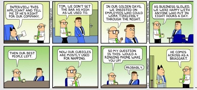 New Dilbert