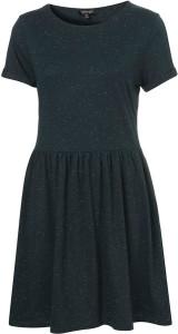 topshop-dark-green-speckle-roll-sleeve-mini-dress-product-1-4895540-512351785_large_flex
