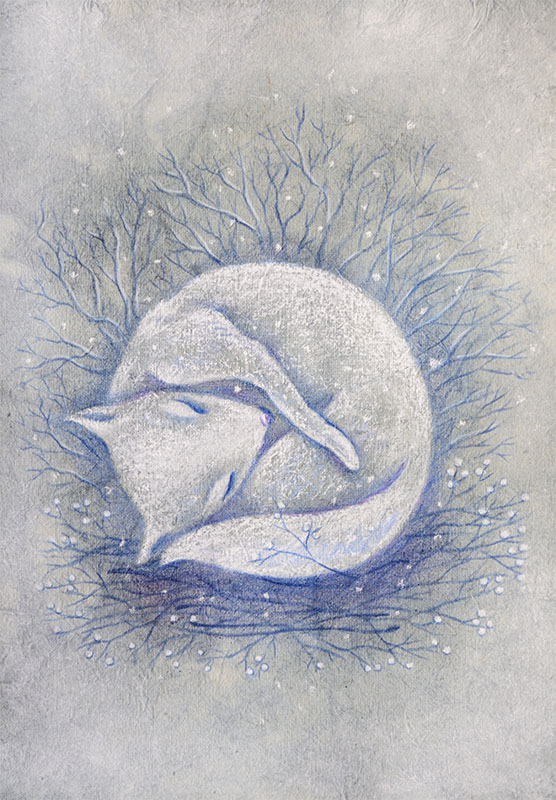 Зимний Лис