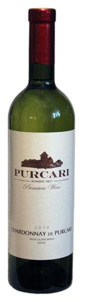 Purcari Chardonnay 2010
