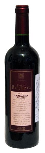 Ramon Roqueta Garnacha Crianza 2007