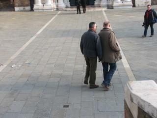 Enrico and Igor.