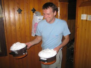 Tomaz, Igor's brother,