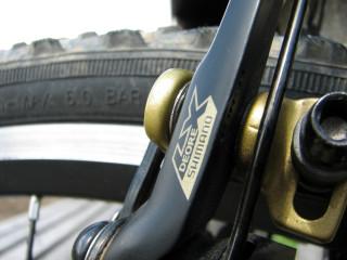 Technical stuff #2 - brakes again.