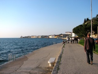 Piran is one of our favourite places in Slovenia.