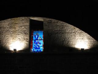 Inside the church, #1.