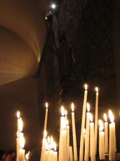 Inside the church, #2.
