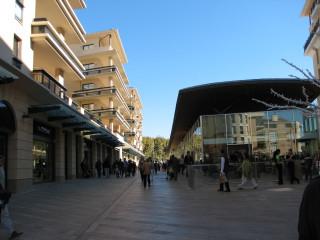 Aix en Provence - modern part.