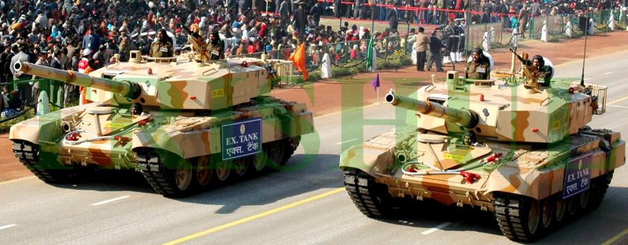 Tank EX prototypes