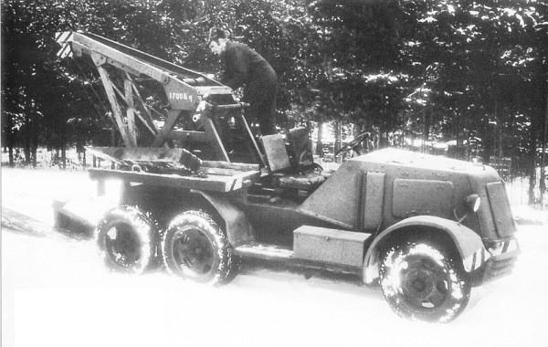В год, когда Гагарин полетел в космос, финны переделали довоенный броневик