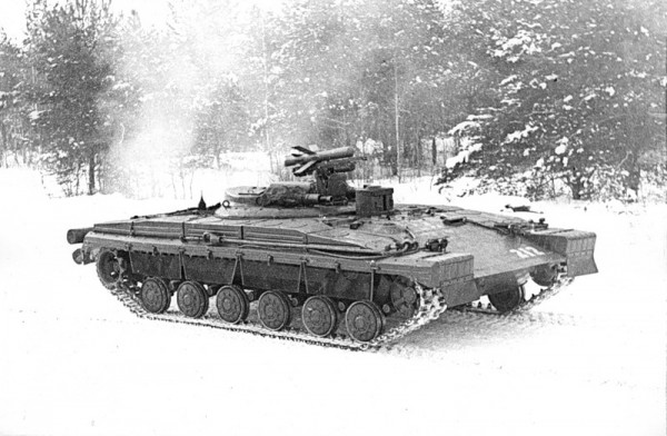 ИТ-1 на базе Объекта 432