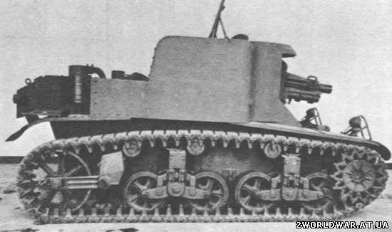 SA T18 med en 75mm