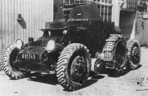 Жандрон версия 1935 года