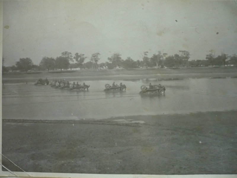 Romanian army, during manoeuvres in the summer of 1938 ADMKs