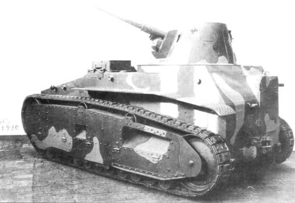 Leichttraktor Рейнметалл 37 мм