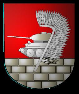 герб города Судзянки-Танковые