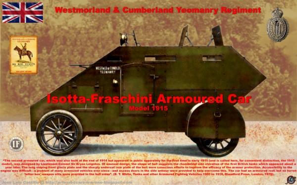 British-Isotta-Fraschini-Armoured-Car-M1915