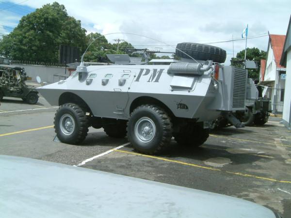Машина Военной Полиции