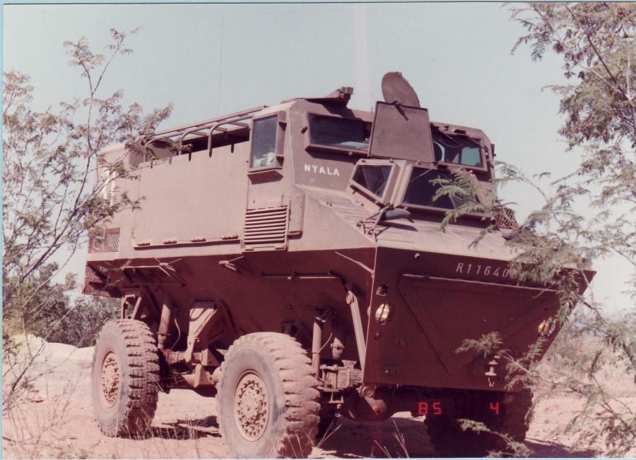 Nyala Army test 85 A
