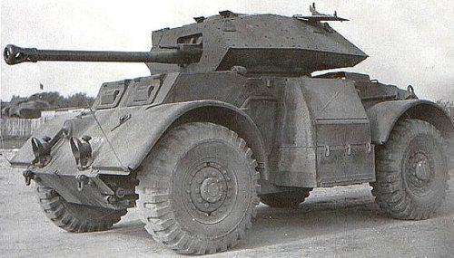 Staghound Mk.III QF 75 mm