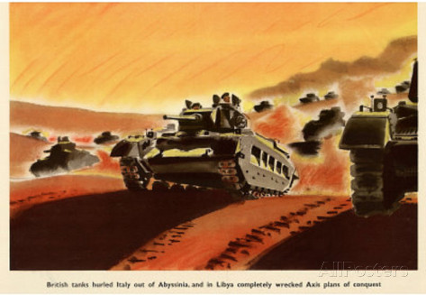 british-tanks-wwii-war-propaganda-art-print-poster