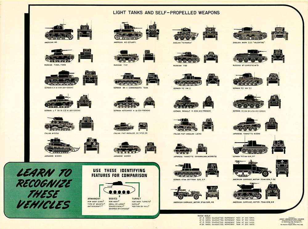 Опознавательныеплакаты 1943-3