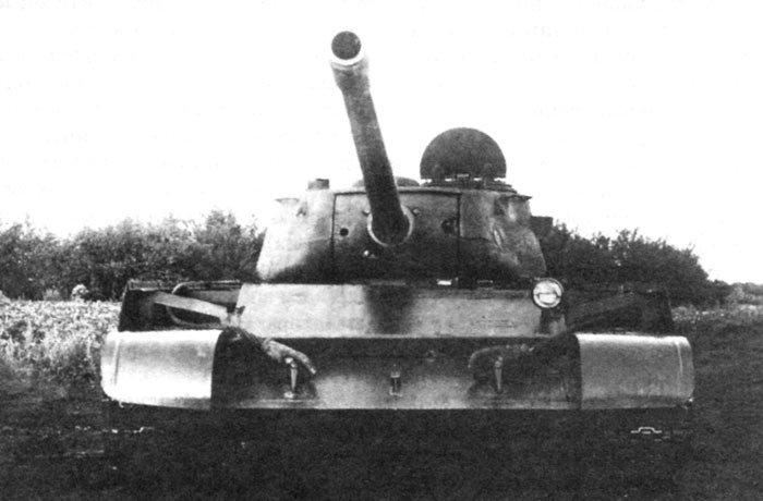Т-44-100 - фас